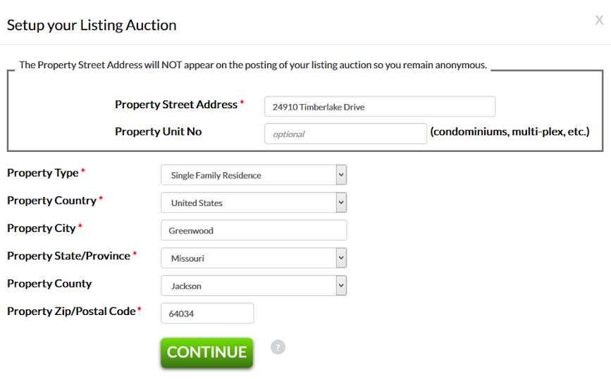 Setup_Listing_Auction
